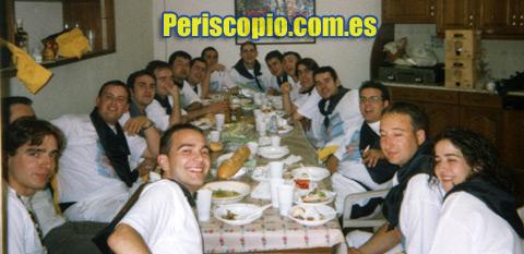 Peña periscopio - San Juan del Monte 2001