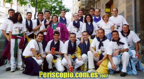 Peña periscopio - San Juan del Monte 2002