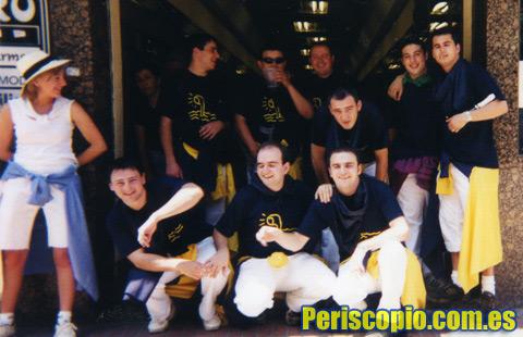 Peña periscopio - San Juan del Monte 2003