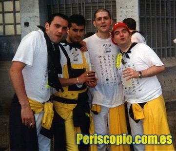 Peña periscopio - San Juan del Monte 2004