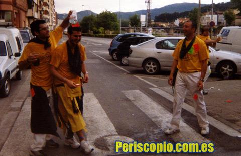 Peña periscopio - San Juan del Monte 2005