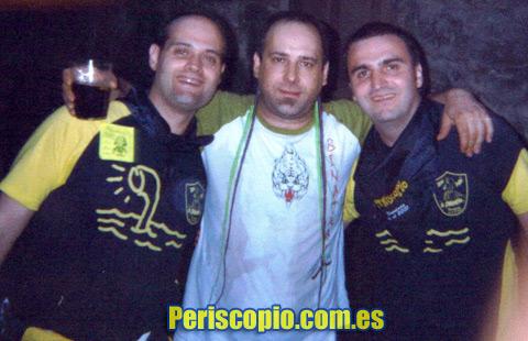 Peña periscopio - San Juan del Monte 2006