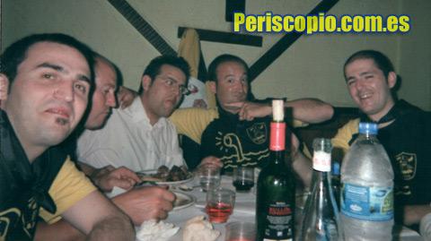 Peña periscopio - San Juan del Monte 2007