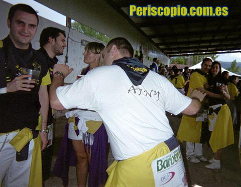 Peña periscopio - San Juan del Monte 2008