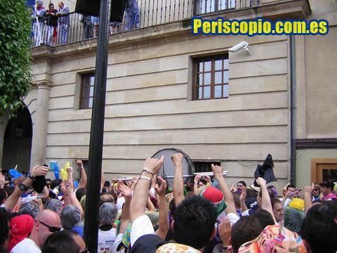 Peña periscopio - San Juan del Monte 2009