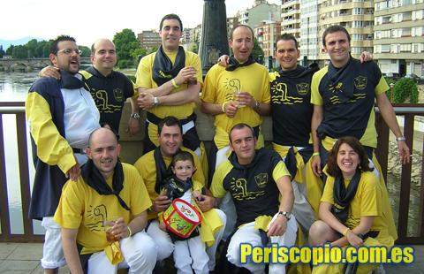 Peña periscopio - San Juan del Monte 2011