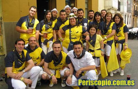 Peña periscopio - San Juan del Monte 2012