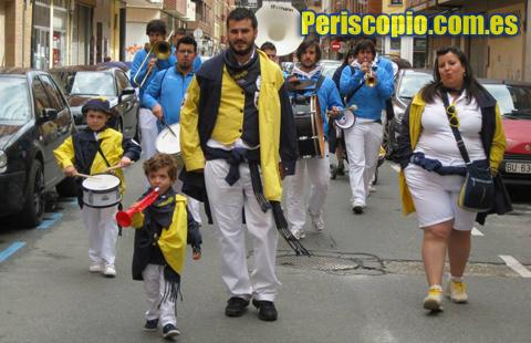 Peña periscopio - San Juan del Monte 2013